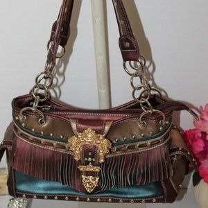 13d3d66ab1f3 Cowgirl Trendy Handbags on Poshmark